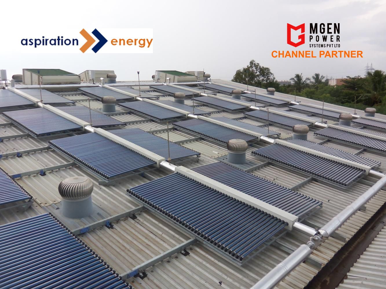 Mgen Solar Thermal solutions