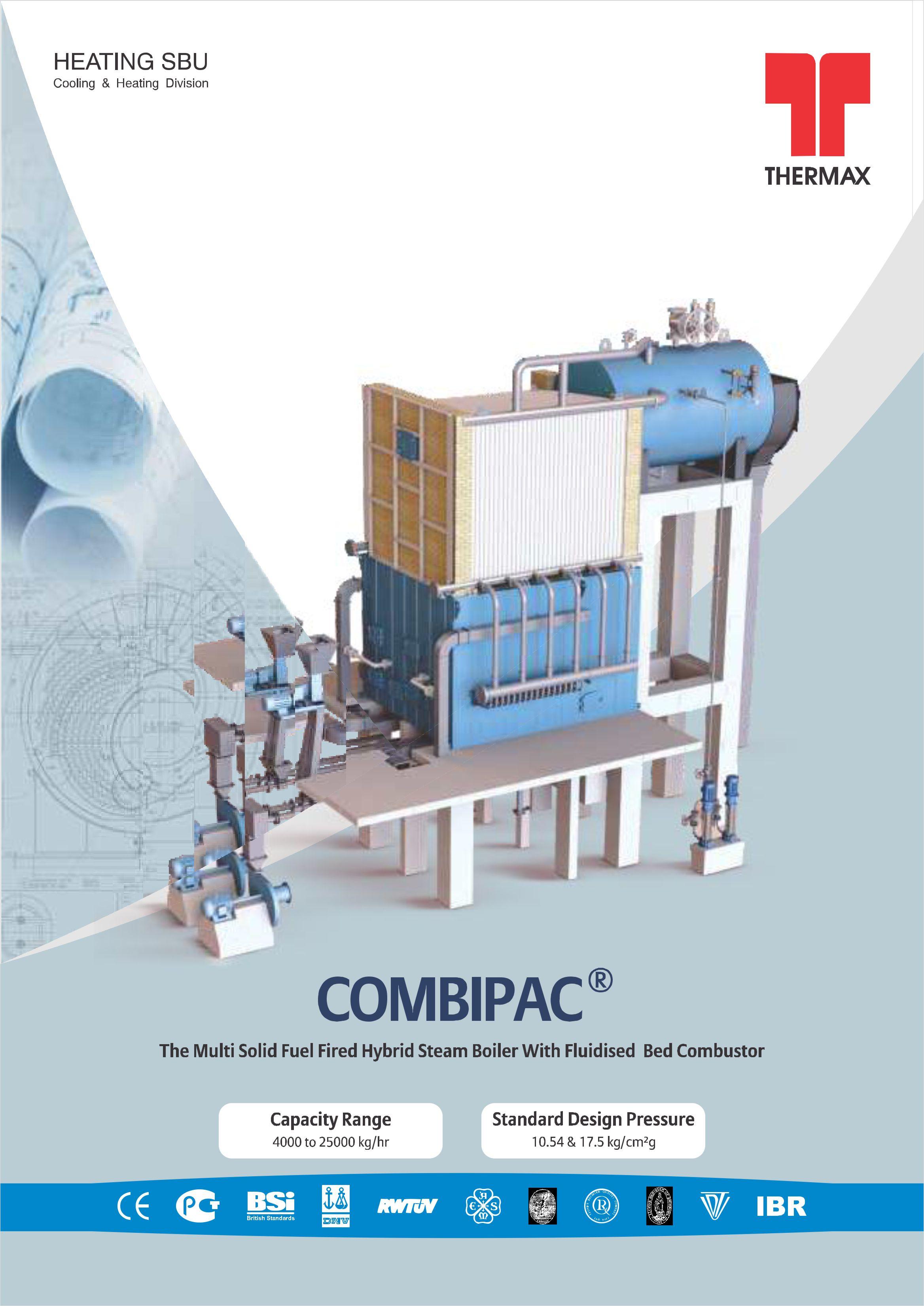 COMBIPAC - BOILER